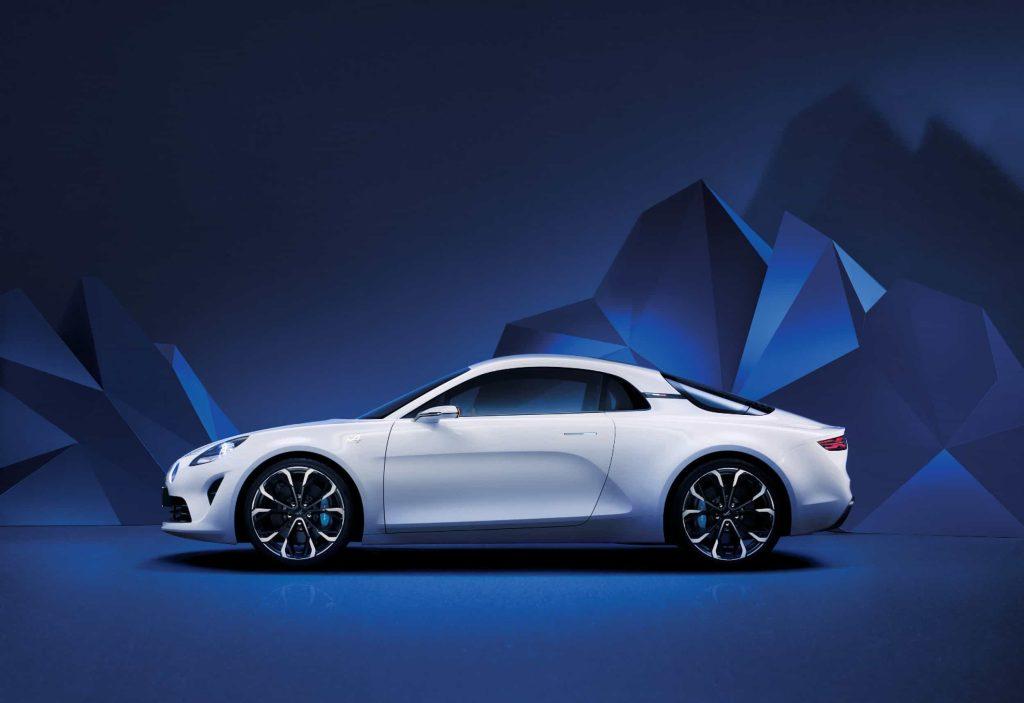 Un pas de plus vers la série avec l'Alpine Vision Concept 19