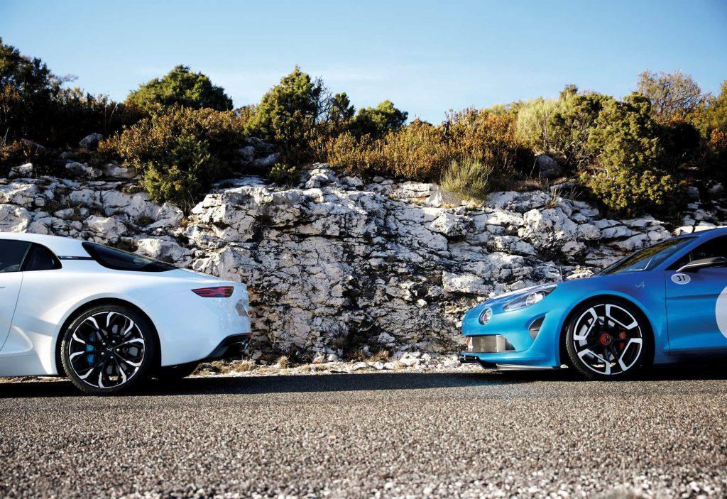 Un pas de plus vers la série avec l'Alpine Vision Concept 24