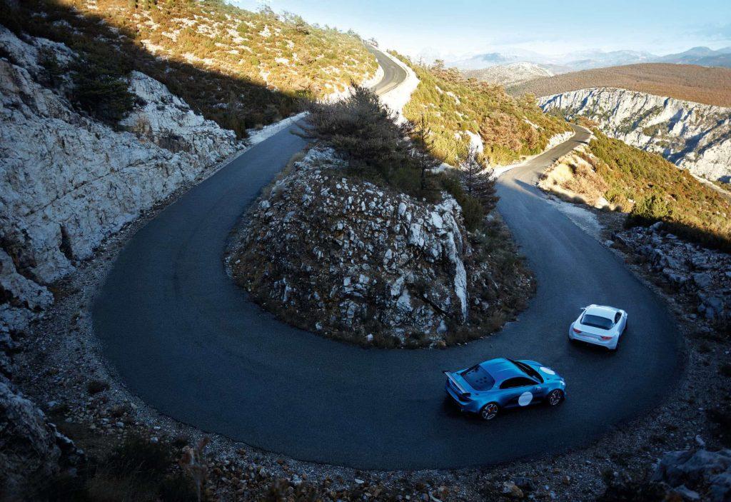 Un pas de plus vers la série avec l'Alpine Vision Concept 25
