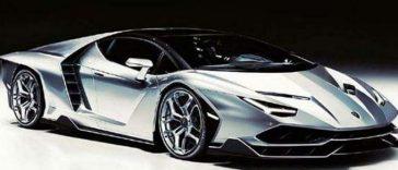 Une image de la Lamborghini Centenario circule sur le net