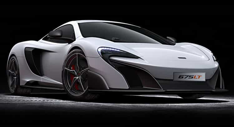 Une nouvelle série limitée de la McLaren 675LT en approche ?
