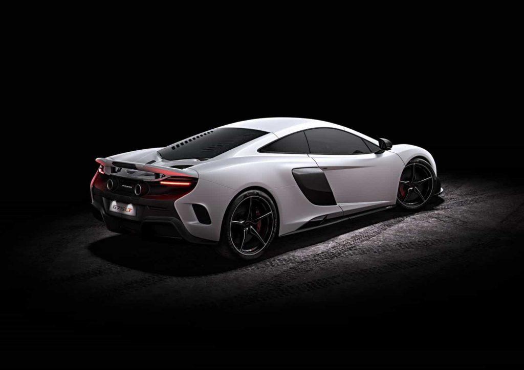 Une nouvelle série limitée de la McLaren 675LT en approche ? 3