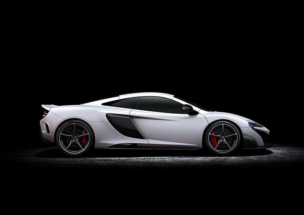 Une nouvelle série limitée de la McLaren 675LT en approche ? 4