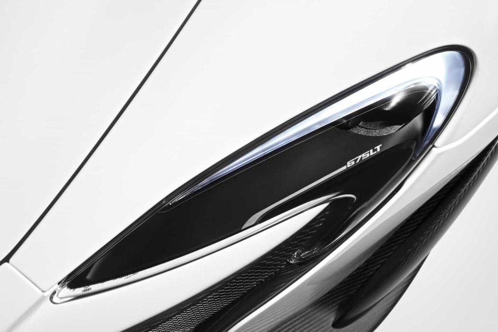 Une nouvelle série limitée de la McLaren 675LT en approche ? 5
