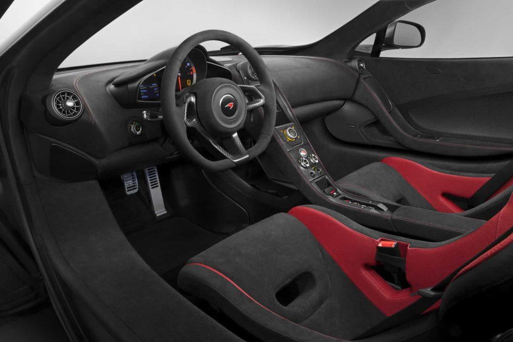 Une nouvelle série limitée de la McLaren 675LT en approche ? 8