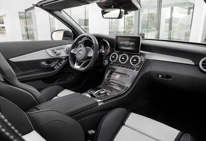 476 ch pour la Mercedes-AMG C 63 Cabriolet 5