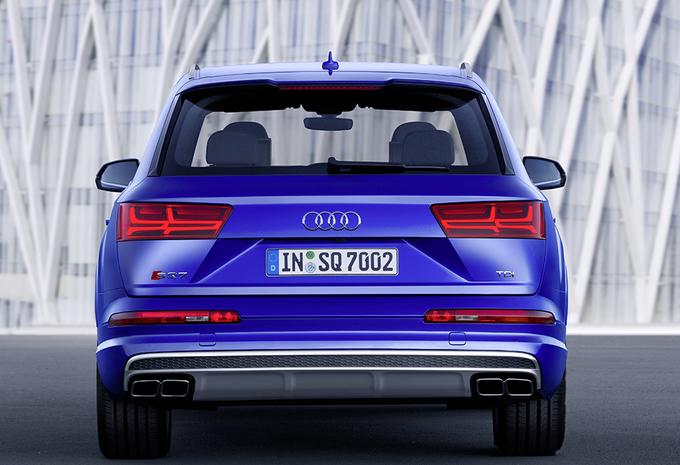 Audi SQ7 TDI : un compresseur électrique pour atteindre 435 ch 3