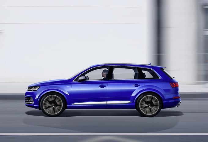 Audi SQ7 TDI : un compresseur électrique pour atteindre 435 ch 4