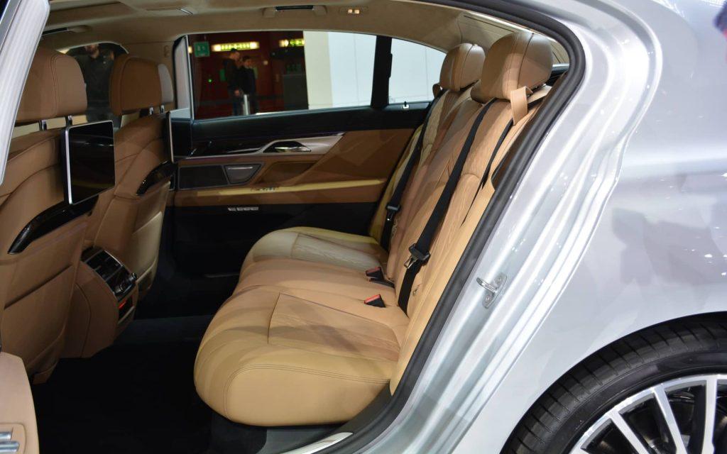 Avec la 740 Le xDrive, BMW recherche l'économie maximale 4