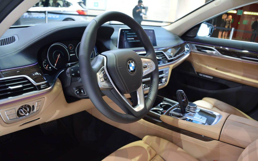 Avec la 740 Le xDrive, BMW recherche l'économie maximale 5