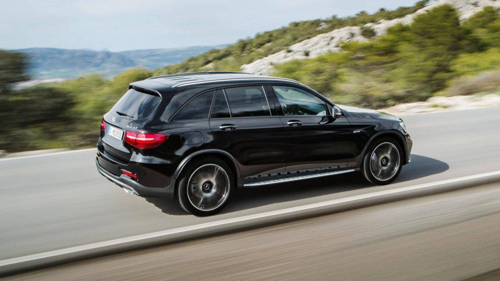 Avec le GLC 43 AMG, le SUV compact de Mercedes gagne de la puissance 3