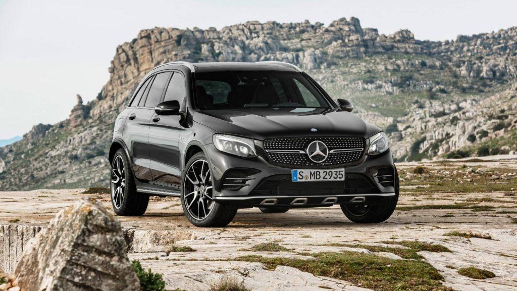 Avec le GLC 43 AMG, le SUV compact de Mercedes gagne de la puissance 4