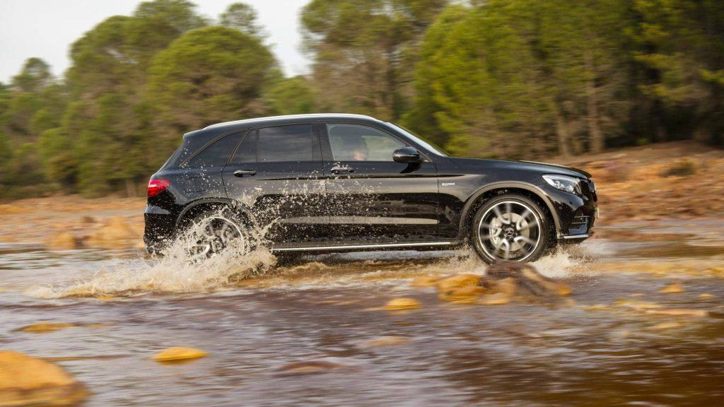 Avec le GLC 43 AMG, le SUV compact de Mercedes gagne de la puissance 6