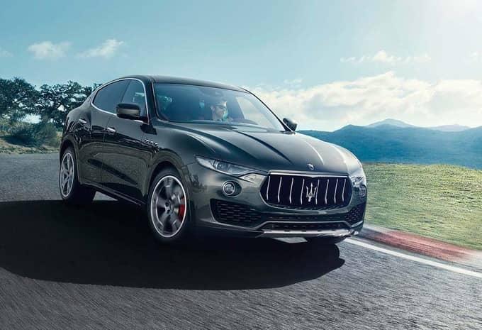 Avec le Levante, Maserati s'attaque au marché des SUV 2