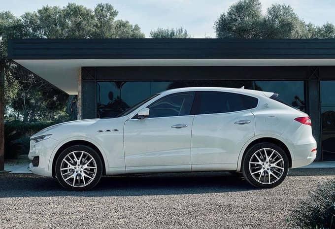 Avec le Levante, Maserati s'attaque au marché des SUV 7