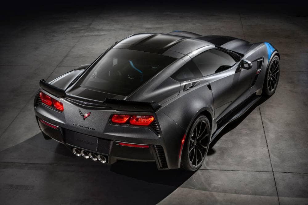 Avec le modèle Grand Sport, Corvette propose une très réussie version intermédiaire 2