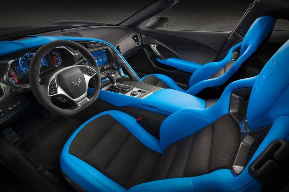 Avec le modèle Grand Sport, Corvette propose une très réussie version intermédiaire 3