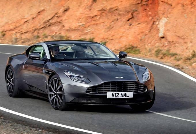 Avec sa DB11, Aston Martin fait plus que séduire 8