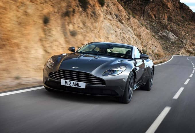 Avec sa DB11, Aston Martin fait plus que séduire 9