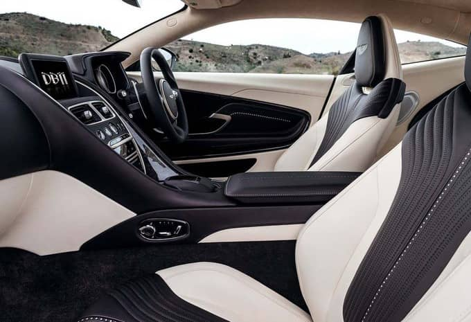 Avec sa DB11, Aston Martin fait plus que séduire 13