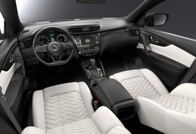 De la conduite autonome pour le prochain Nissan Qashqai 3