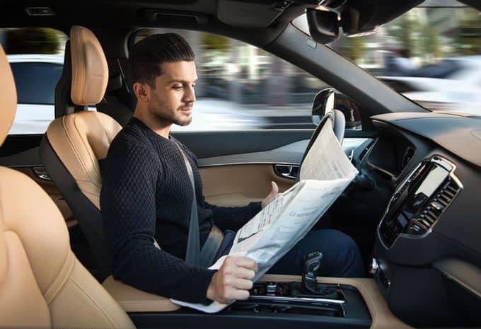 En autorisant des voitures autonomes sur ses routes, la Grande-Bretagne ne veut pas rester à la traine 5