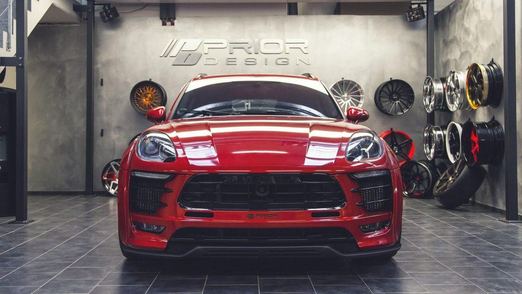 Grâce à Prior Design, le Porsche Macan a droit à un look d'enfer ! 6