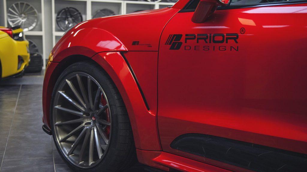 Grâce à Prior Design, le Porsche Macan a droit à un look d'enfer ! 8