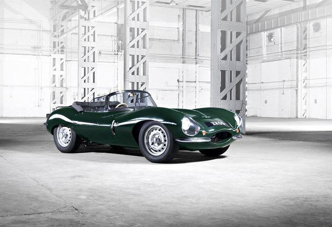 Jaguar va construire à la main les 9 XKSS disparues en 1957 dans un incendie 2