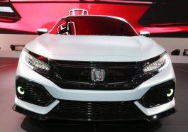 La Honda Civic Hatchback revient… sous la forme d'un concept