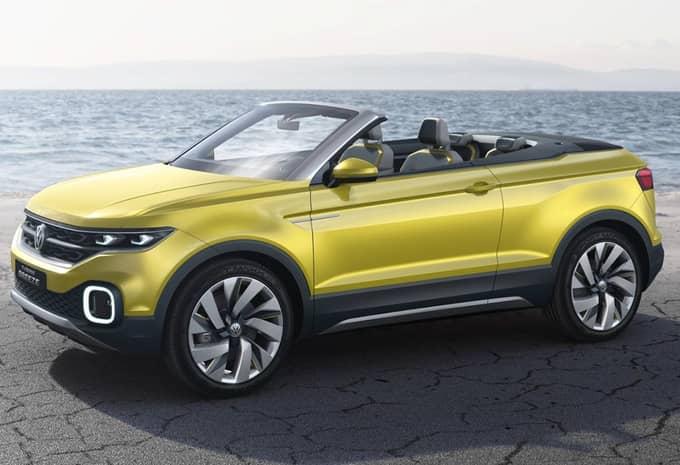 Le concept T-Cross Breeze de Volkswagen fuite avant sa présentation 6