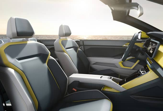 Le concept T-Cross Breeze de Volkswagen fuite avant sa présentation 8