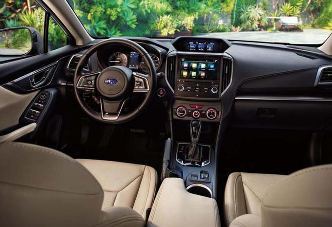 Le plein de nouveautés pour la Subaru Impreza 2017
