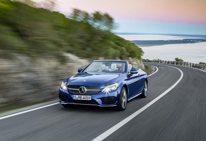Les cabriolets Mercedes à l'honneur au Salon de Genève 2