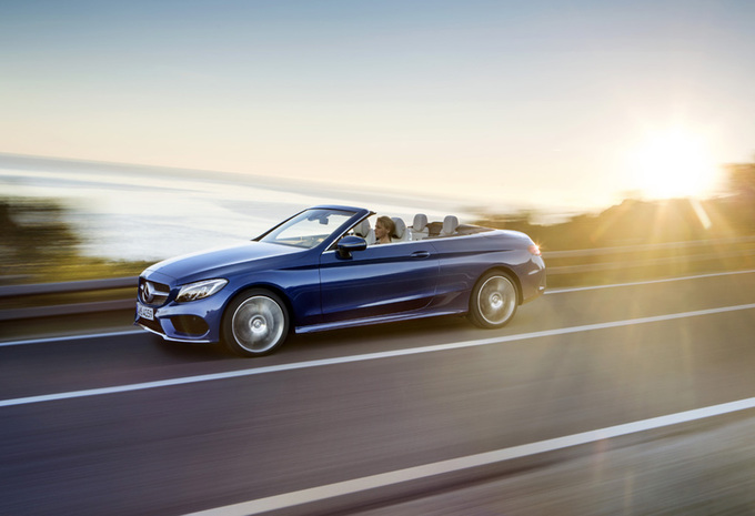 Les cabriolets Mercedes à l'honneur au Salon de Genève 3