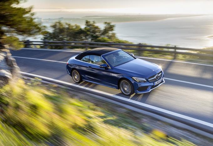 Les cabriolets Mercedes à l'honneur au Salon de Genève 4