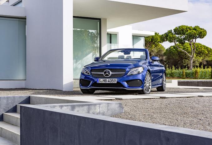 Les cabriolets Mercedes à l'honneur au Salon de Genève 5