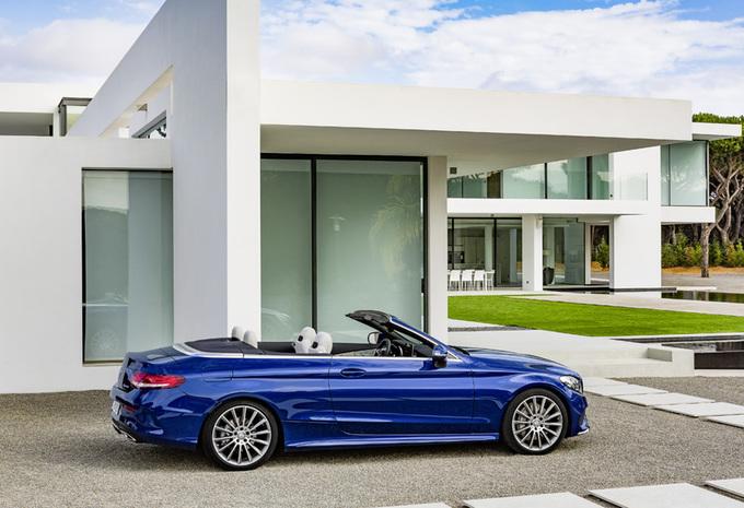 Les cabriolets Mercedes à l'honneur au Salon de Genève 9