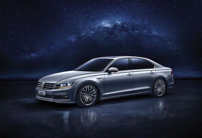 Phideon, une nouvelle Volkswagen conçue spécialement pour la Chine 2