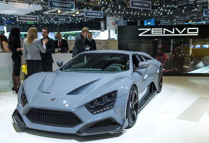 Pour succéder à la ST1, Zenvo dévoile son hypercar TS1 2