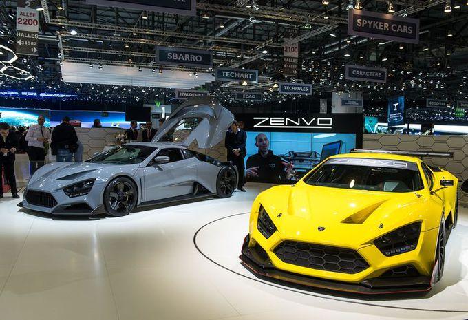 Pour succéder à la ST1, Zenvo dévoile son hypercar TS1 5