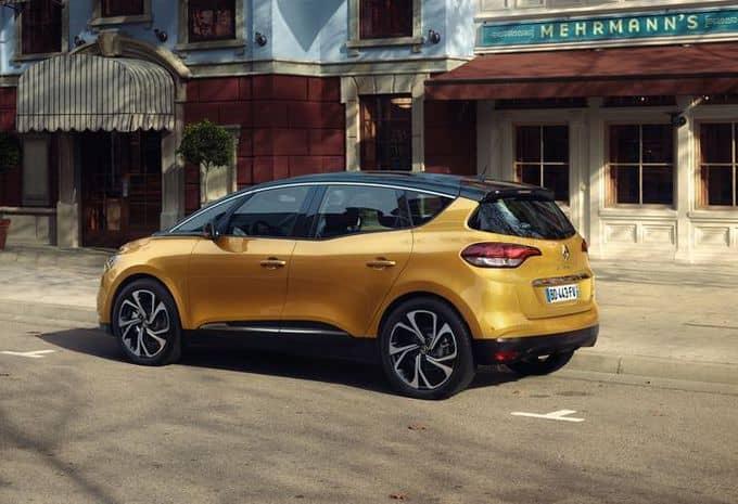 Renault a pris son temps pour renouveler le Scénic 3