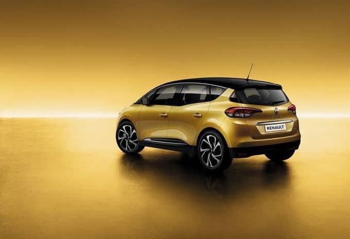 Renault a pris son temps pour renouveler le Scénic 5