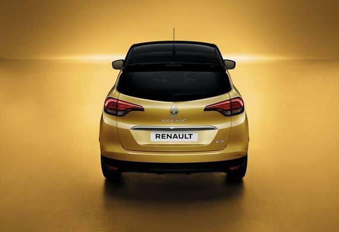 Renault a pris son temps pour renouveler le Scénic 8