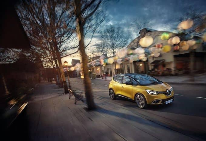 Renault a pris son temps pour renouveler le Scénic 9