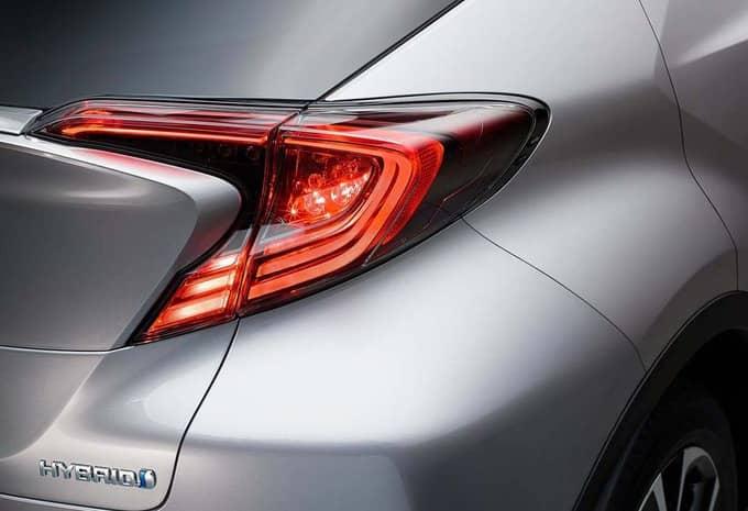 Toyota compte sur son C-HR pour conquérir le segment des petits SUV urbains 3