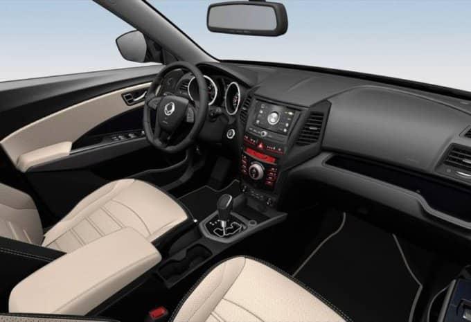 Un coffre de 720 L pour la version allongée du SsangYong Tivoli XLV 5