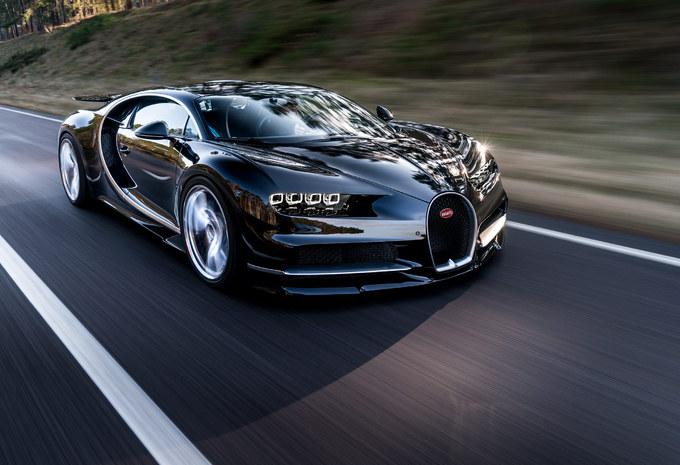 Une Bugatti Chiron aussi hors norme que la Veyron 2