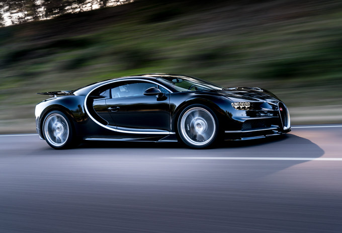 Une Bugatti Chiron aussi hors norme que la Veyron 3