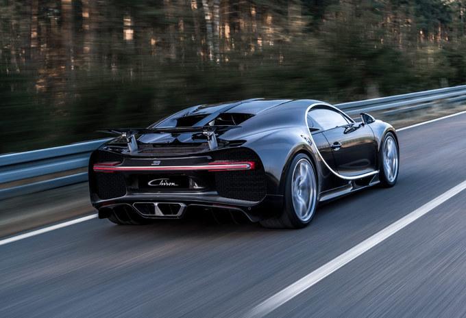 Une Bugatti Chiron aussi hors norme que la Veyron 4